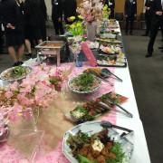 大学院新入生歓迎会パーティー料理