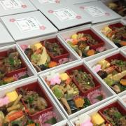 入学式用お弁当
