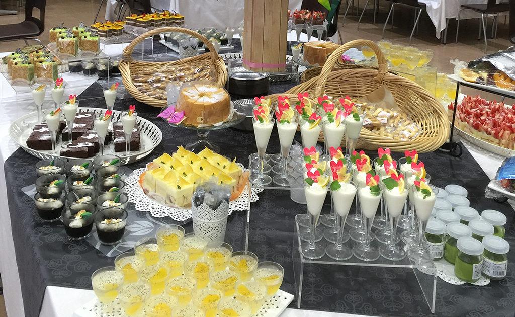 労働組合 新入組合員歓迎会用パーティー料理のお届け