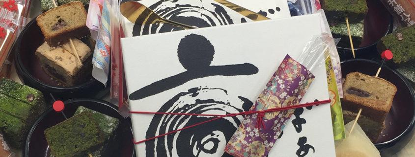 TVCM撮影休憩時用のケータリング珈琲・お茶菓子のお届け