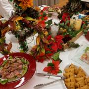 ミニバスケットボールチーム祝賀会用パーティー料理のお届け
