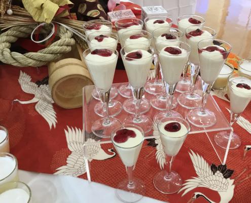 新年祝賀の集い用パーティー料理のお届け