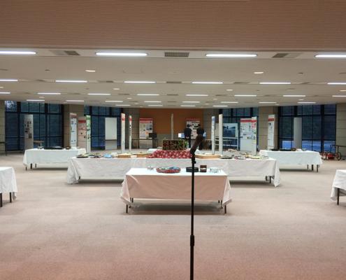 第3回VLSIセンターシンポジウム用パーティー料理のお届け