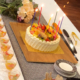 FUKAYA 60 GEOMETRY AND EVERYTHING用パーティー料理のお届け