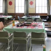 日本紙工株式会社 関西事業部 第15回OBの集い用パーティー料理のお届け