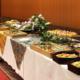 国際会議レセプションパーティー料理のお届け