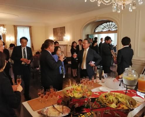 マレーシア マハティール首相 同志社大学名誉文化博士贈呈式
