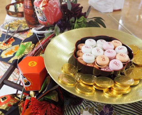 2020年 新年祝賀の集い用パーティー料理のお届け