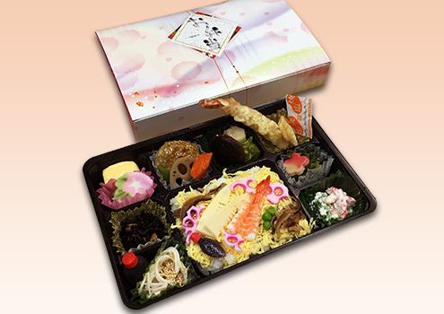 長弁当~ちらし寿司~DS