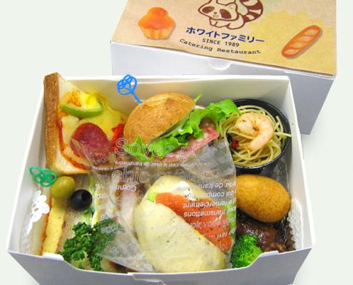 BOXサンドイッチ
