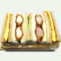 サンドイッチ01